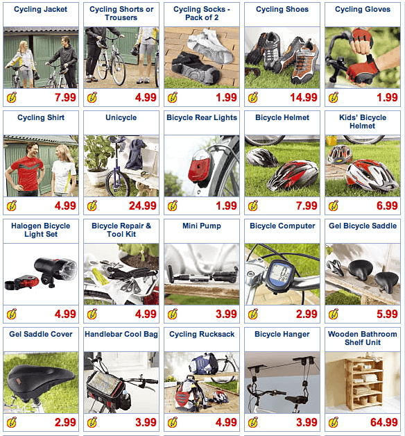 more bicycle bargains from lidl