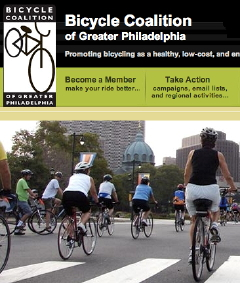 Bicycle Coalition of Greater Philadelphias