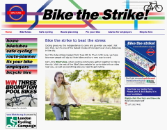 bike the strike